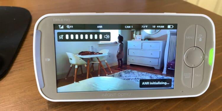 Infant Optics DXR-8 Pro: ANR