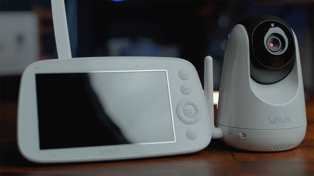 Vava Video Baby Monitor non-conductive monitor