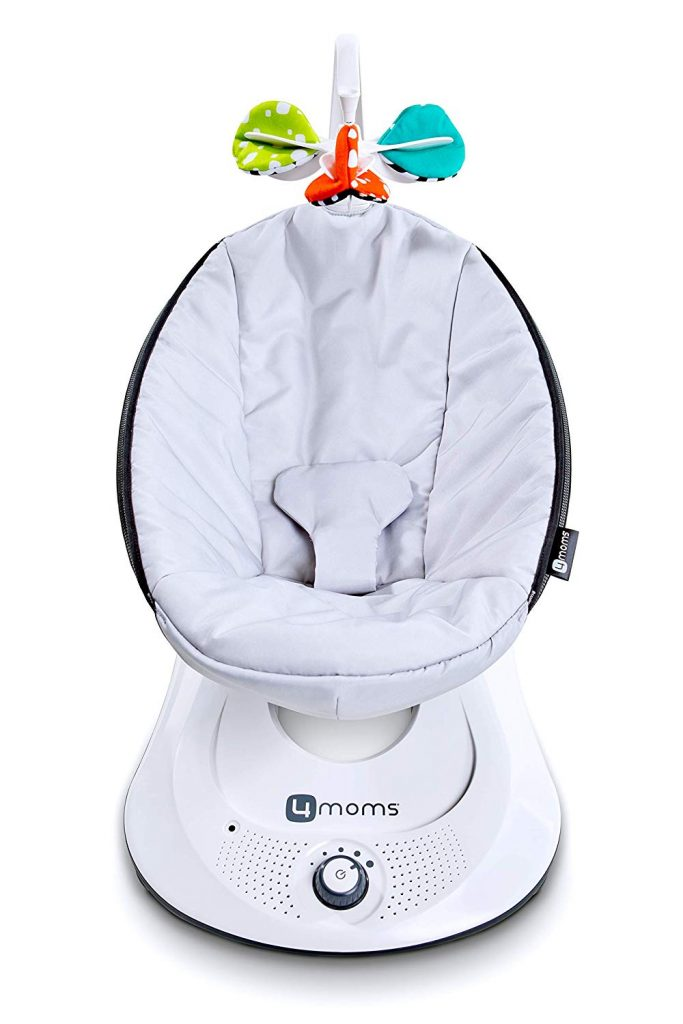 the best baby swing from the 4moms