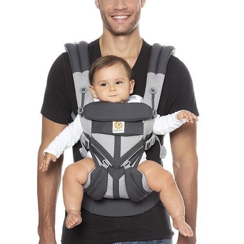 Ergobaby Omni 360 Baby Carrier Cool Air Mesh