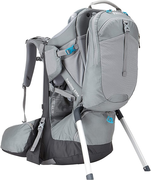 Roll over image to zoom in Thule Sapling Elite Child Carrier