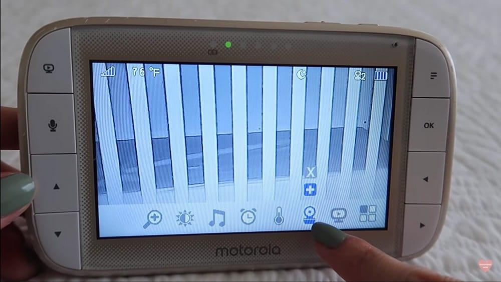 Motorola MBP50-G2: add additional cameras