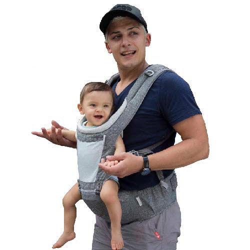 Best baby carrier dad from the DADA