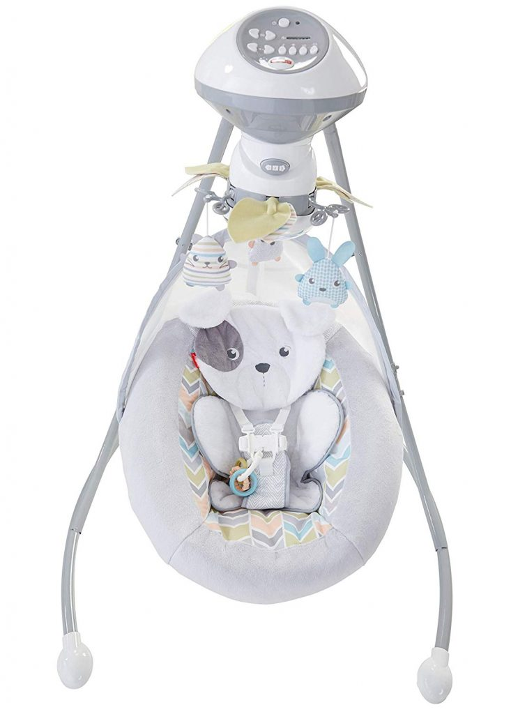 best swings for babies from the Fisher-Price
