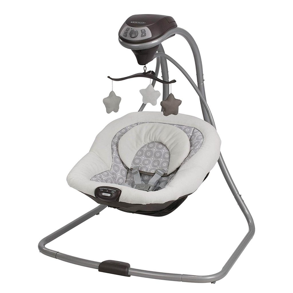 the best baby swings from the Graco