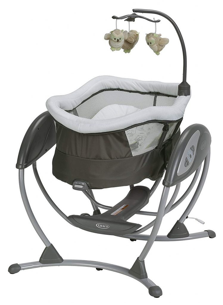 The best rocker for baby from the Graco