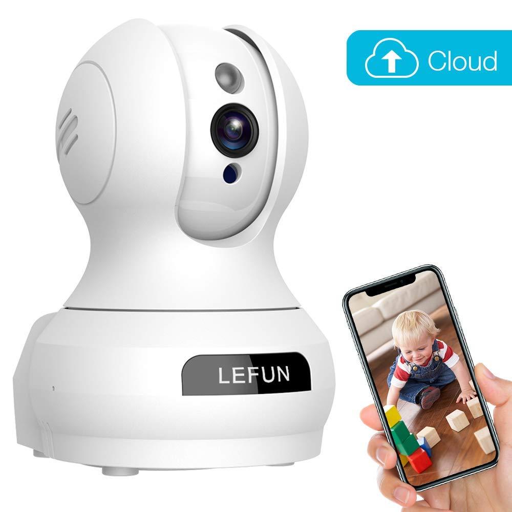 lefun wifi 360 baby monitor
