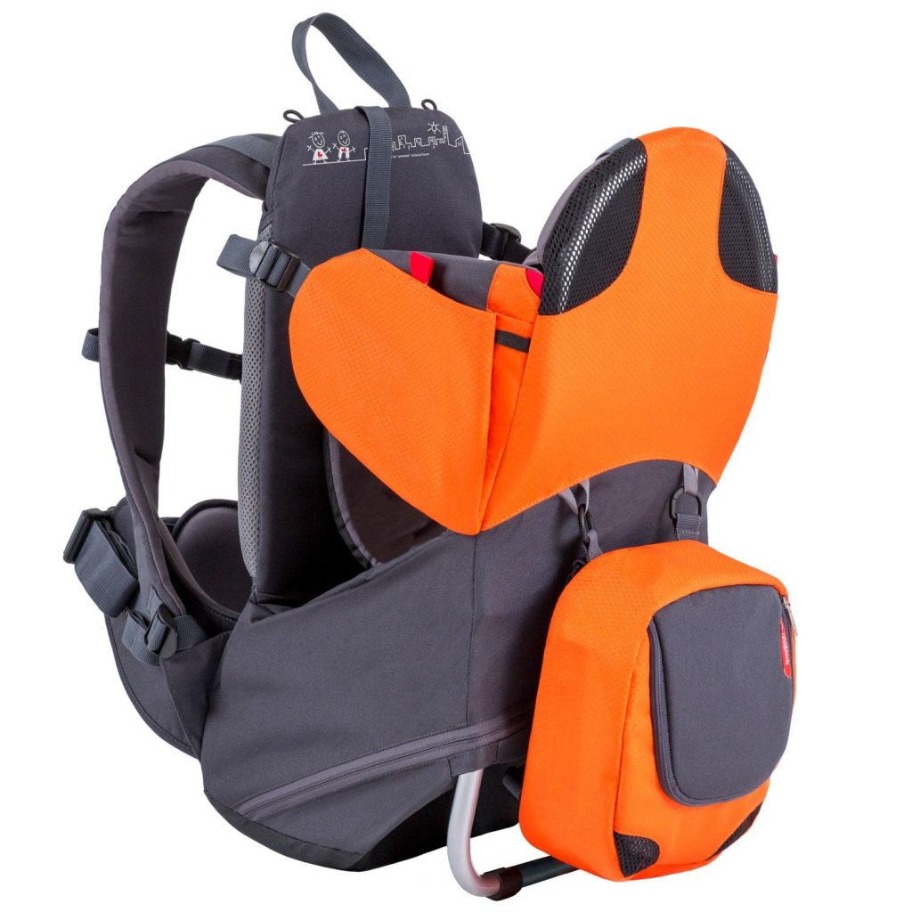 best baby carriers hiking from the phil&teds