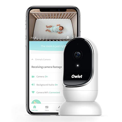 BEST FUNCTIONAL — Owlet Baby Monitor