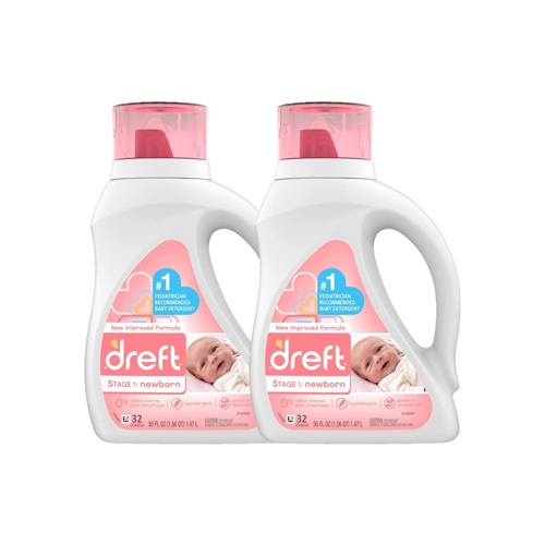 best laundry detergent natural baby