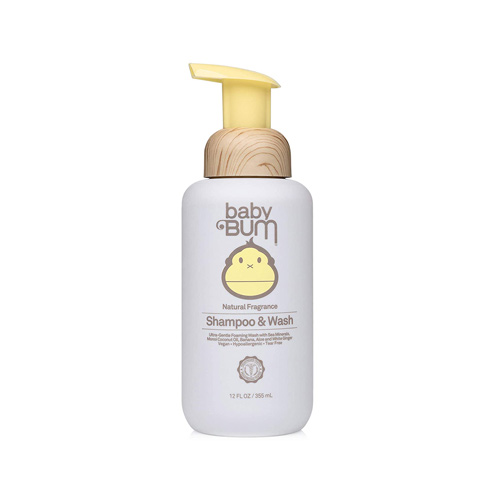 Best baby shampoo natural