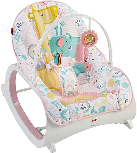 ⭐ BEST CHOICE ⭐ Fisher-Price Infant-to-Toddler Rocker