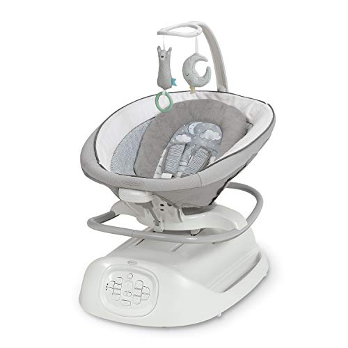 Best Functionality — Graco Sense2Soothe Baby Swing with Cry Detection Technology