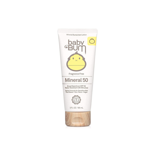Best sunscreen baby natural
