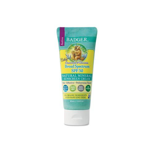 best baby sunscreen organic