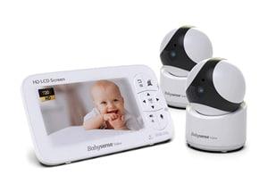 best non wifi baby 2 monitors