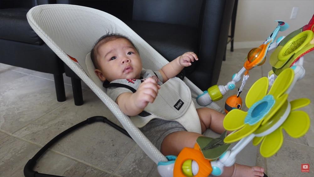 BabyBjorn best activity buncer