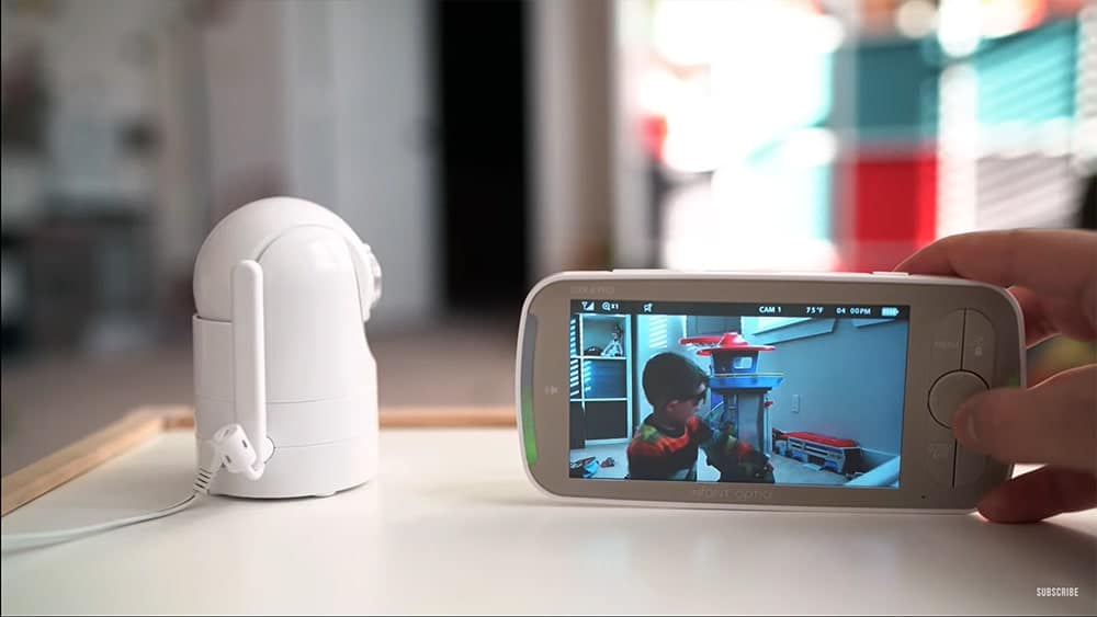 best non wifi video baby monitor