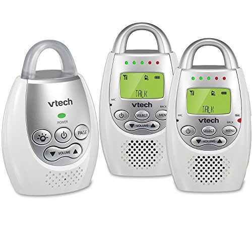 BEST AUDIO BABY MONITOR — VTech DM221-2 — 4,600 ratings on Amazon