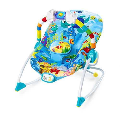 BEST DESIGN — Baby Einstein Ocean Adventure Rocker