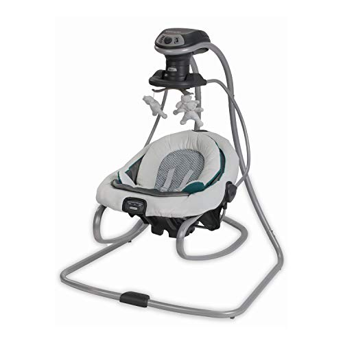 Best 2 in 1 — Graco DuetSoothe Rocker and Swing