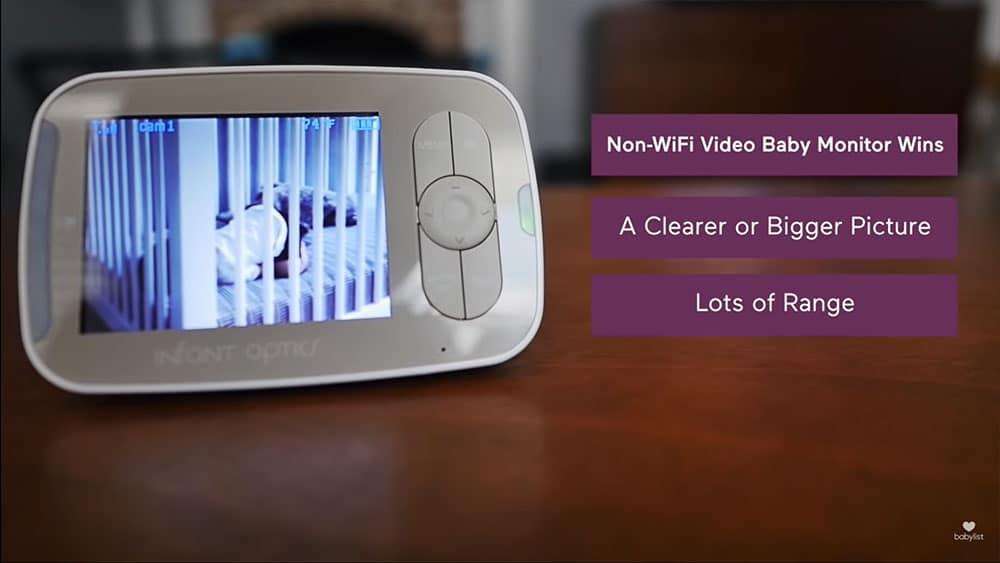 Infant Optics DXR-8: Top-rated Baby Monitors