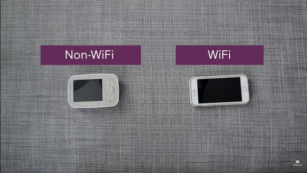 WiFi vs. Non-WiFi Baby Monitors