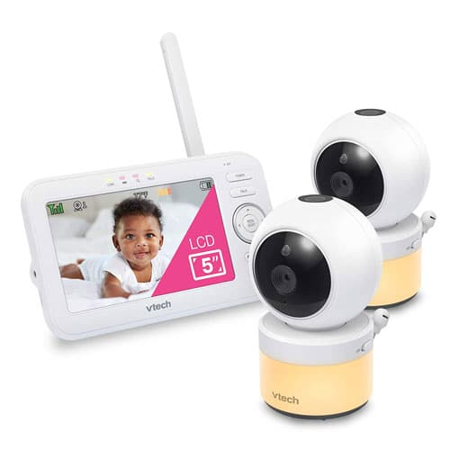 The Best Budget Baby Monitor with 2 Cameras