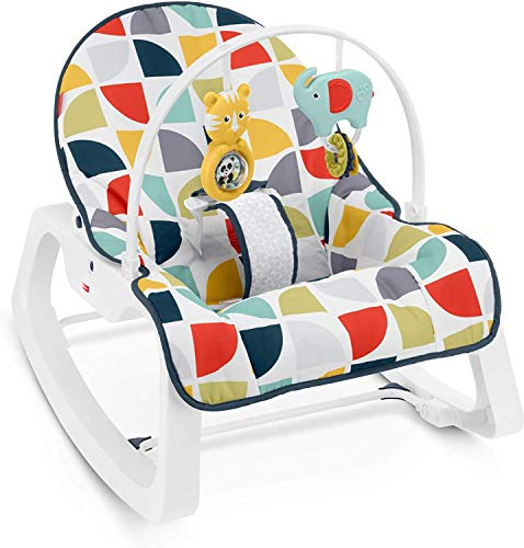 ⭐ BEST CHOICE ⭐ Fisher-Price Infant-to-Toddler Rocker 2021