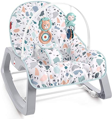 Best Classic — Fisher-Price Infant-to-Toddler Rocker - Portable Baby Seat