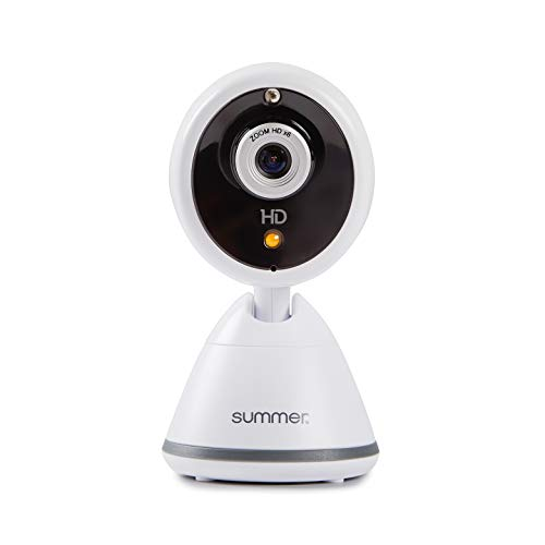 Add-on Camera (Zoom HD) Summer Baby Pixel Zoom HD Video Baby Monitor