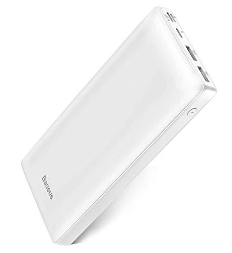 Baseus 30000mAh Power Bank, USB C Portable