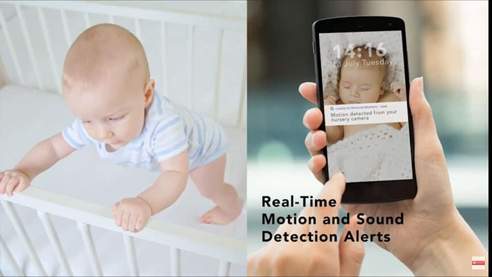 2 camera wifi baby monitor