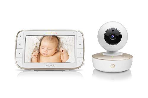 ⭐ BEST CHOICE ⭐ Best Motorola Baby Monitor with Video Unit — Motorola MBP50-G