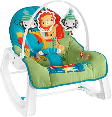 Best Baby Sleeper Swing — Fisher-Price Infant-to-Toddler Rocker (2021)